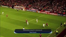 Top10 UEFA: Peter Crouch – Liverpool-Galatasaray (2003)