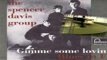 Gimme Some Loving/Blues In F Spencer Davis Group, The  1966 (Facciate:2)