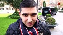 Barça-PSG : les fans Parisiens présents au Camp Nou sont optimistes