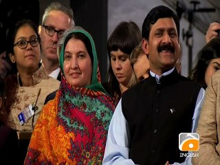 Malala Yousufzai address at Nobel Prize ceremony