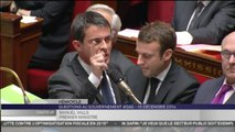 Manuel Valls file l'anaphore pour défendre François Hollande