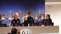 Legia Varşova Teknik Direktörü Berg Grubu Lider Tamamlamak İstiyoruz