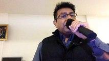Woh tere pyar ka gham, ek bahana tha sanam... Mukeshji's karaoke sung by dj mehfil live