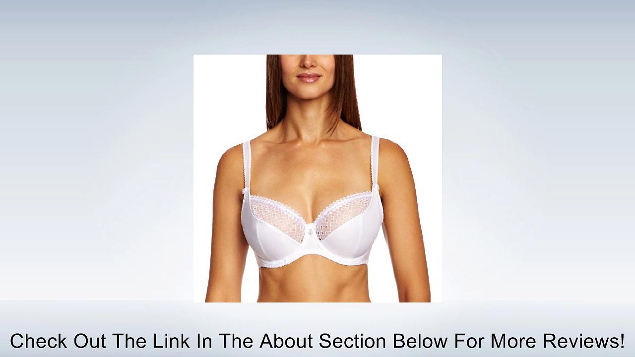 Curvy Kate Women's Plus-Size Gia Bra Review.  http://bit.ly/2m1pPEM