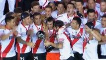 Síntesis de la campaña de River Plate, campeón de la Copa