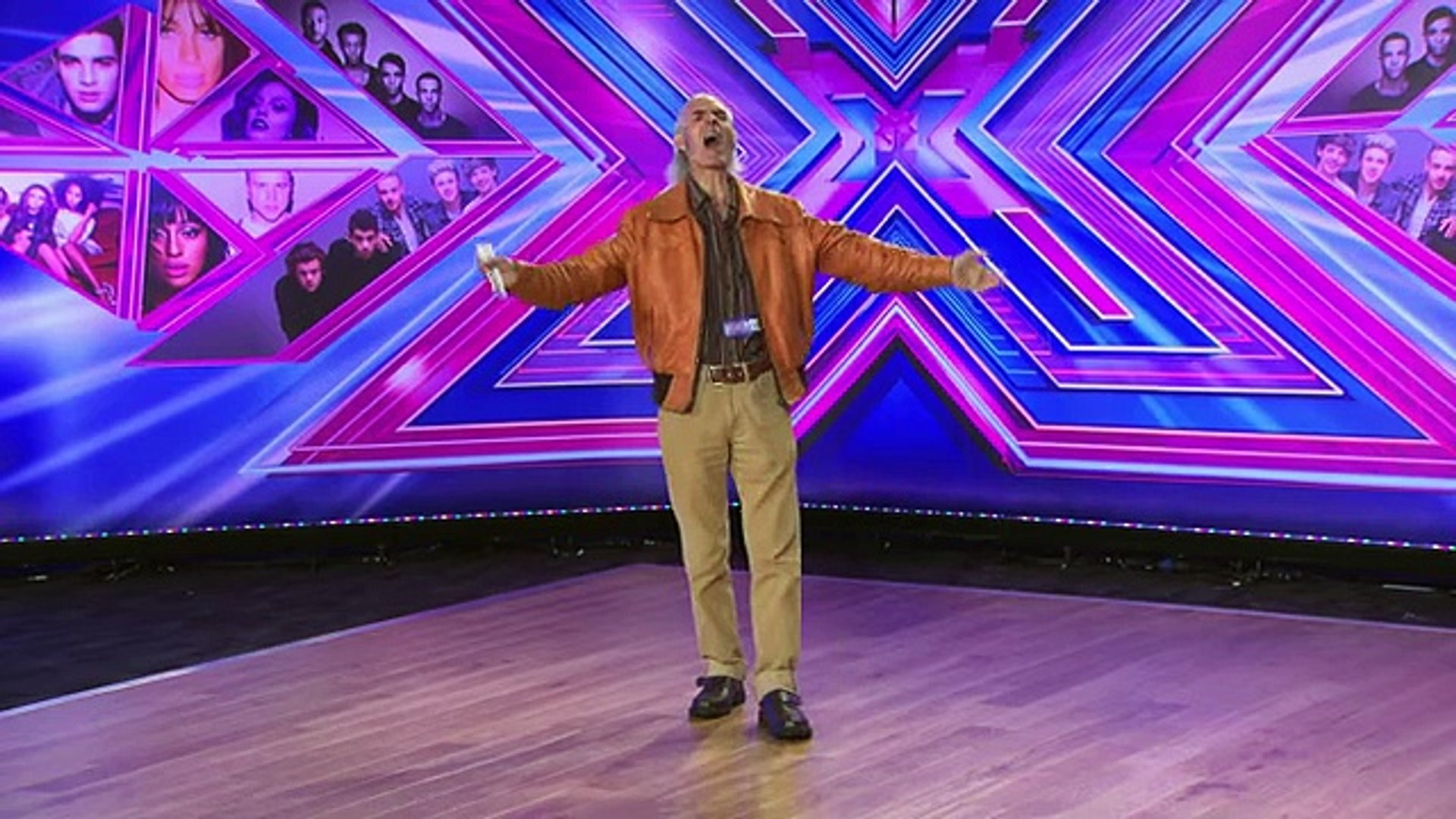 John Evan's Room Audition - Room Auditions Week 2 - The X Factor UK 2014 - OFFICIAL CHANNEL