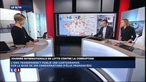 Anticor/LCI : journée mondiale contre la corruption, itv présidente Anticor Séverine Tessier