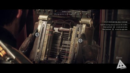 The Order 1886 nouveau Gameplay 1080p de