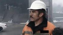 Un employé énervé passe ses nerfs sur la voiture de son patron