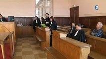 BEZIERS - 2014 - Les avocats de Béziers en grève.