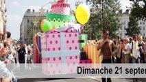 Défilé de la Biennale de la Danse Lyon 2014