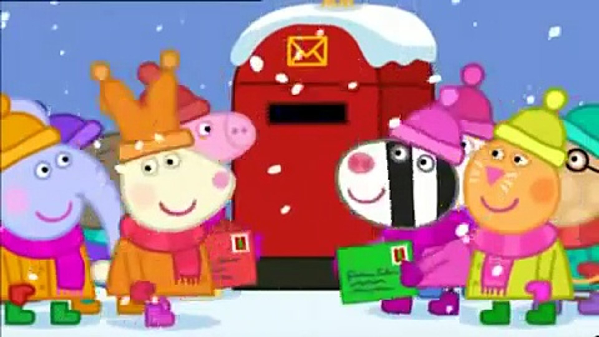 Peppa Pig Christmas Episode - video dailymotion