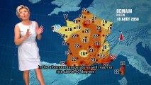 COP21 : le bulletin météo prévoit de fortes chaleurs pour 2050