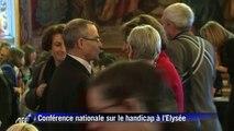 """Marisol Touraine pour """"une société accueillante"""" pour les handicapés"""
