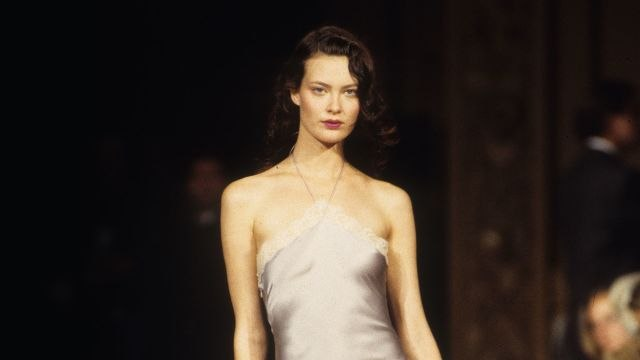Throwback Thursdays with Tim Blanks - Shalom Harlow: Made for Haute Couture