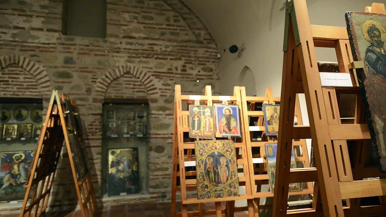 Αποτέλεσμα εικόνας για εκκλησιαστικο μουσειο κομοτηνης