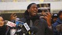 Los raperos de Nueva York piden reformas policiales