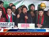 Imran Khan Speech In Azadi March - 11th December 2014