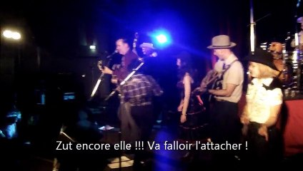 Saintes 29 Novembre 2014 - THE BARNSTOMPERS