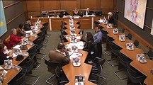 Table ronde réunissant des organisations syndicales représentatives du personnel de Pôle emploi - Jeudi 20 Décembre 2012