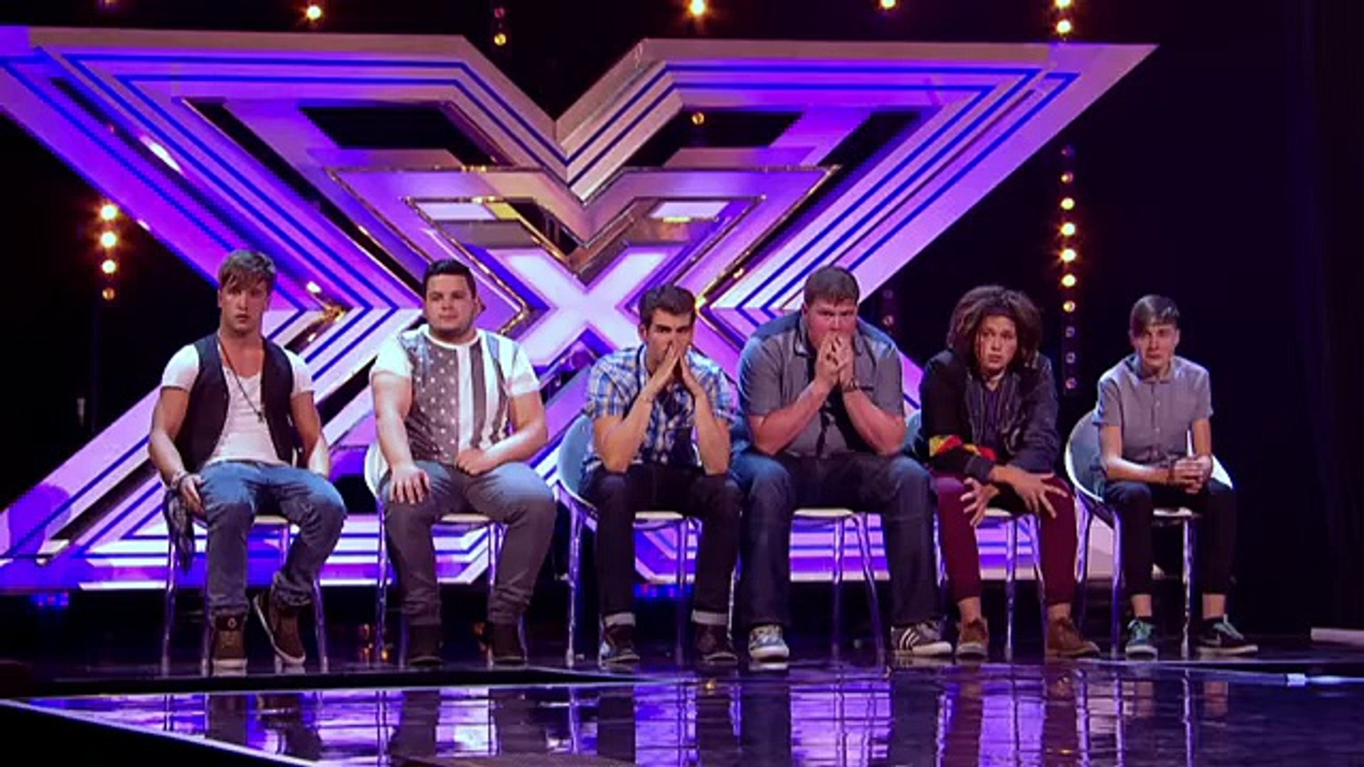 Nicholas McDonald sings I Won't Give Up by Jason Mraz -- Bootcamp Auditions -- The X Factor 201