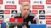 """Real Madrid - Ancelotti : """"Chicharito est important"""""""