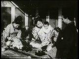 Constant Girel: Vues japonaises. Repas en famille (1897)