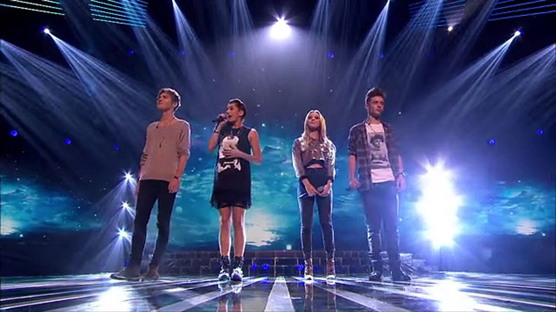 Only The Young Sing Off - Live Results Wk 3 - The X Factor UK 2014 -Official Channel
