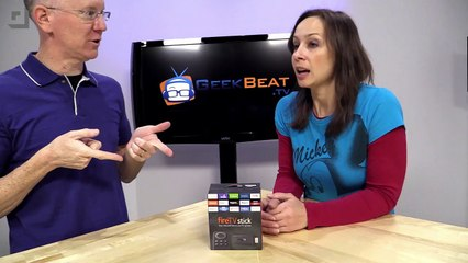 Unboxing: Amazon Fire TV Stick - GeekBeat Tips & Reviews