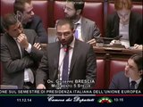 """Giuseppe Brescia (M5S): """"Qui dentro la mafia la vedo tutti i giorni negli occhi"""" - MoVimento 5 Stelle"""
