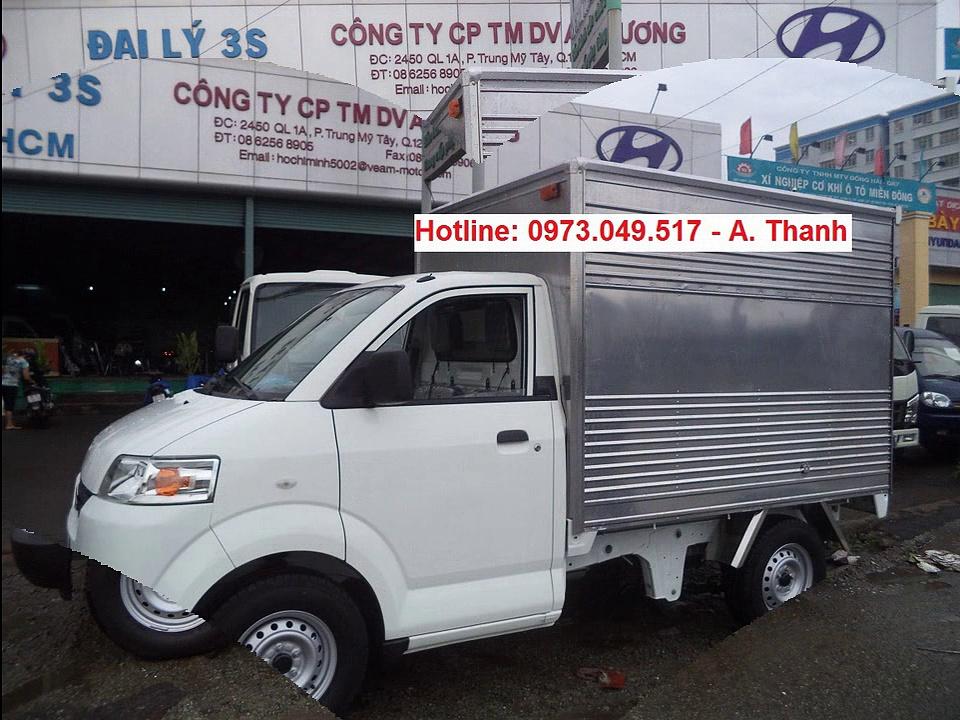 Mua bán xe tải suzuki 750 kg, 650 kg, suzuki pro, suzuki truck