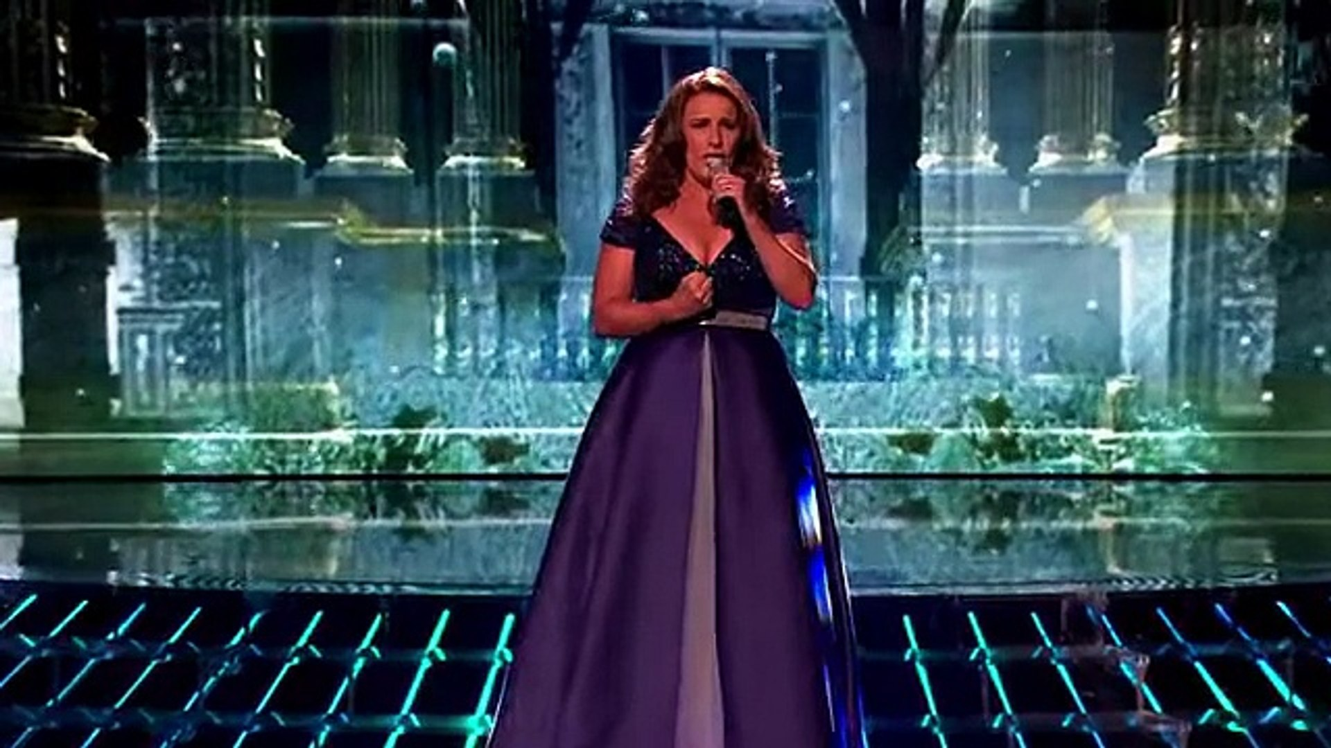 Sam Bailey discusses life with Mrs O in her Samsung Video Diary - The X Factor UK 2013 -Performance