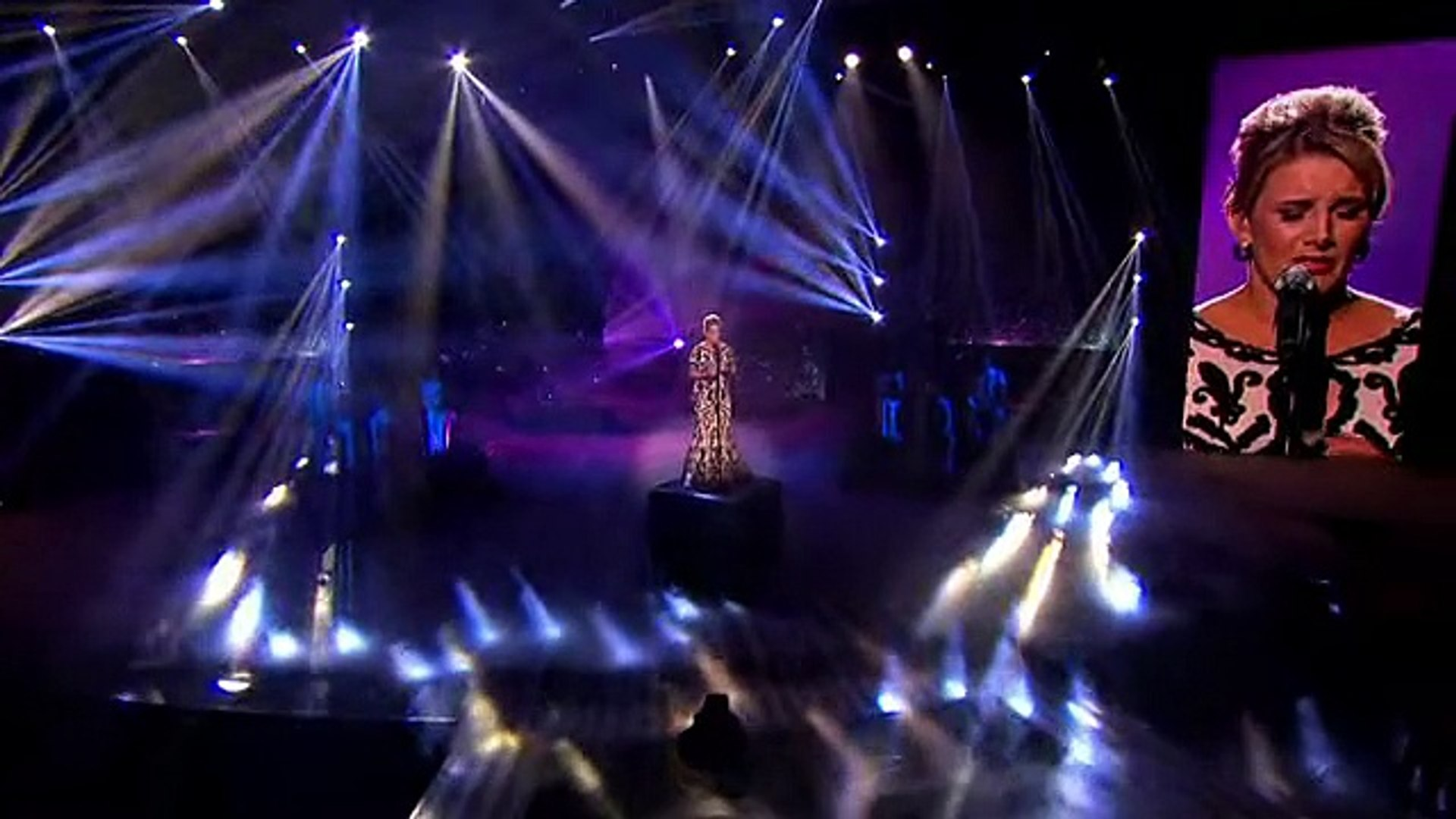 Sam Bailey sings Candle In The Wind by Elton John - Live Week 9 - The X Factor 2013 -Official Channe