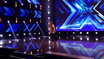 Sam Bailey sings Who's Loving You by The Jacksons - Arena Auditions