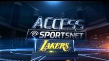 Kobe Bryant furieux après ses coéquipiers lors de l'entraînement des Lakers