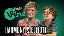 Behind the Vine with Harmony and Elliott | DAILY REHASH | Ora TV
