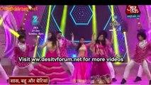 Zee Rishtey Awards' Mein Sitaaron Ka Jalwa - Zee Rishtey Awards 2014