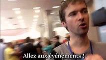 France / Brésil : Se bouger les fesses !