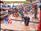 Godavari turns polluted with industrial effluents