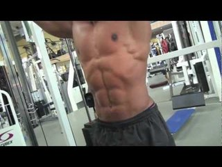 AWESOME ABS, SHOULDERS & BACK with ROGER SNIPES