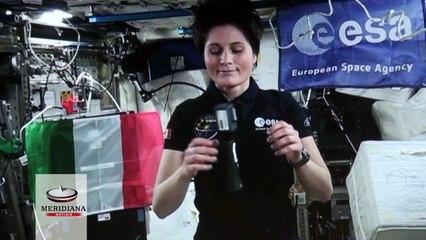 Terra chiama Samantha Cristoforetti, la prima videoconferenza dalla ISS