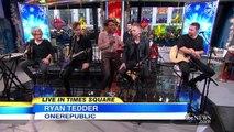 OneRepublic Singer Ryan Tedder on His Influences, New Album.