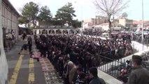 Bakan Çelik, Hasan Etyemez'in Cenaze Törenine Katıldı