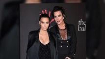 Kim Kardashian et Kris Jenner se ressemblent comme deux gouttes d'eau