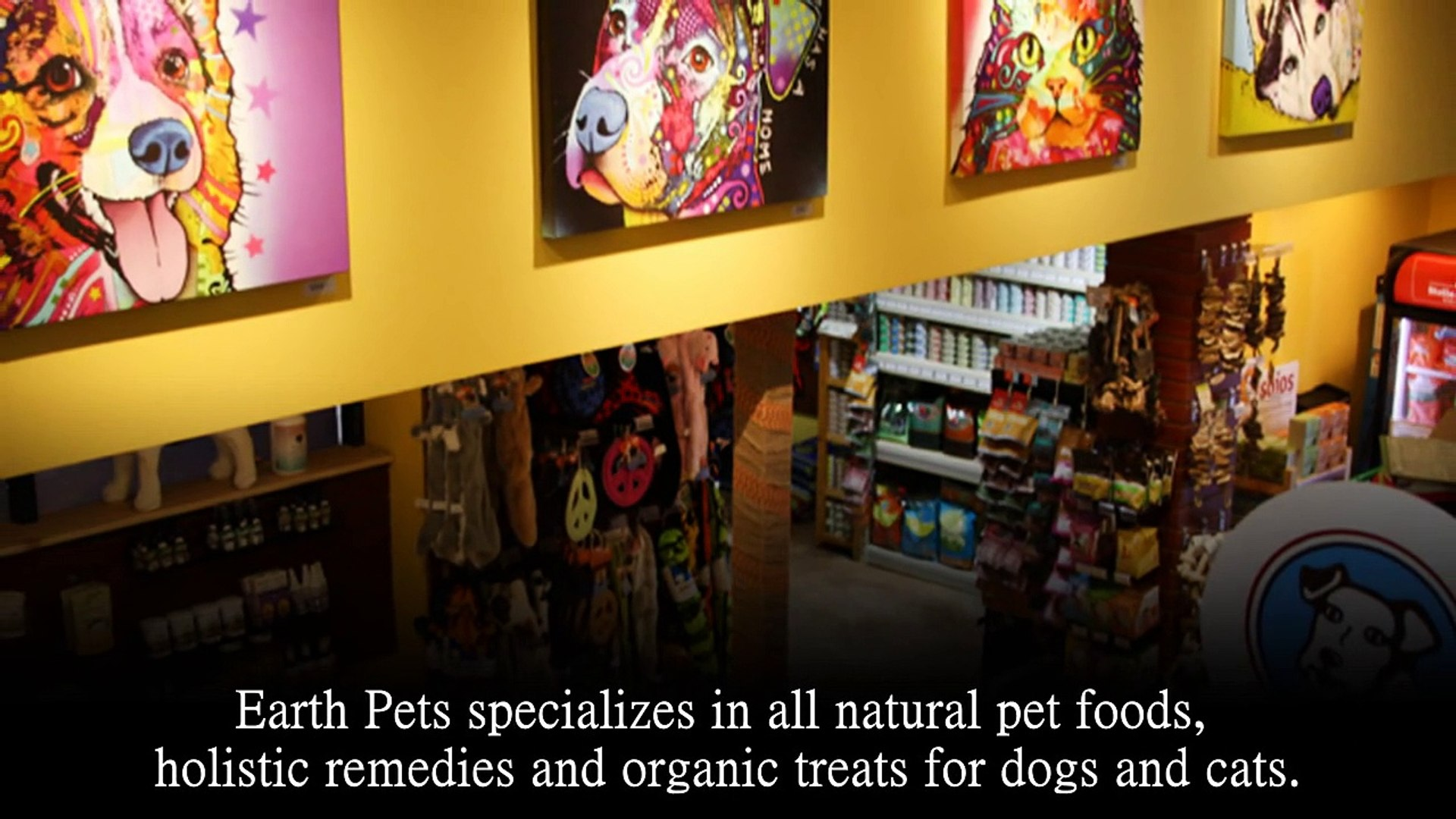 Find Natural Pet Food for Pets at Pet Supermarket - Earth Pets