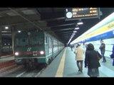 Napoli - La Metropolitana arriva fino a San Giovanni (14.12.14)