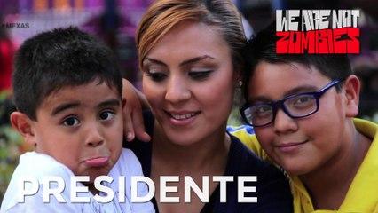 Presidente | Mexas