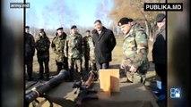 Parteneriat durabil cu armata SUA. Armata Naţională a R. Moldova a participat, împreună cu Infanteria Marină al SUA la -Operaţiuni antitanc-. Evenimentul s-a încheiat la Centrul de instruire militară al Brigăzii Moldova din Bălţi.
