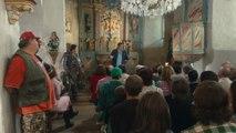 Un Village presque parfait, une comédie avec Lorànt Deustch et Didier Bourdon