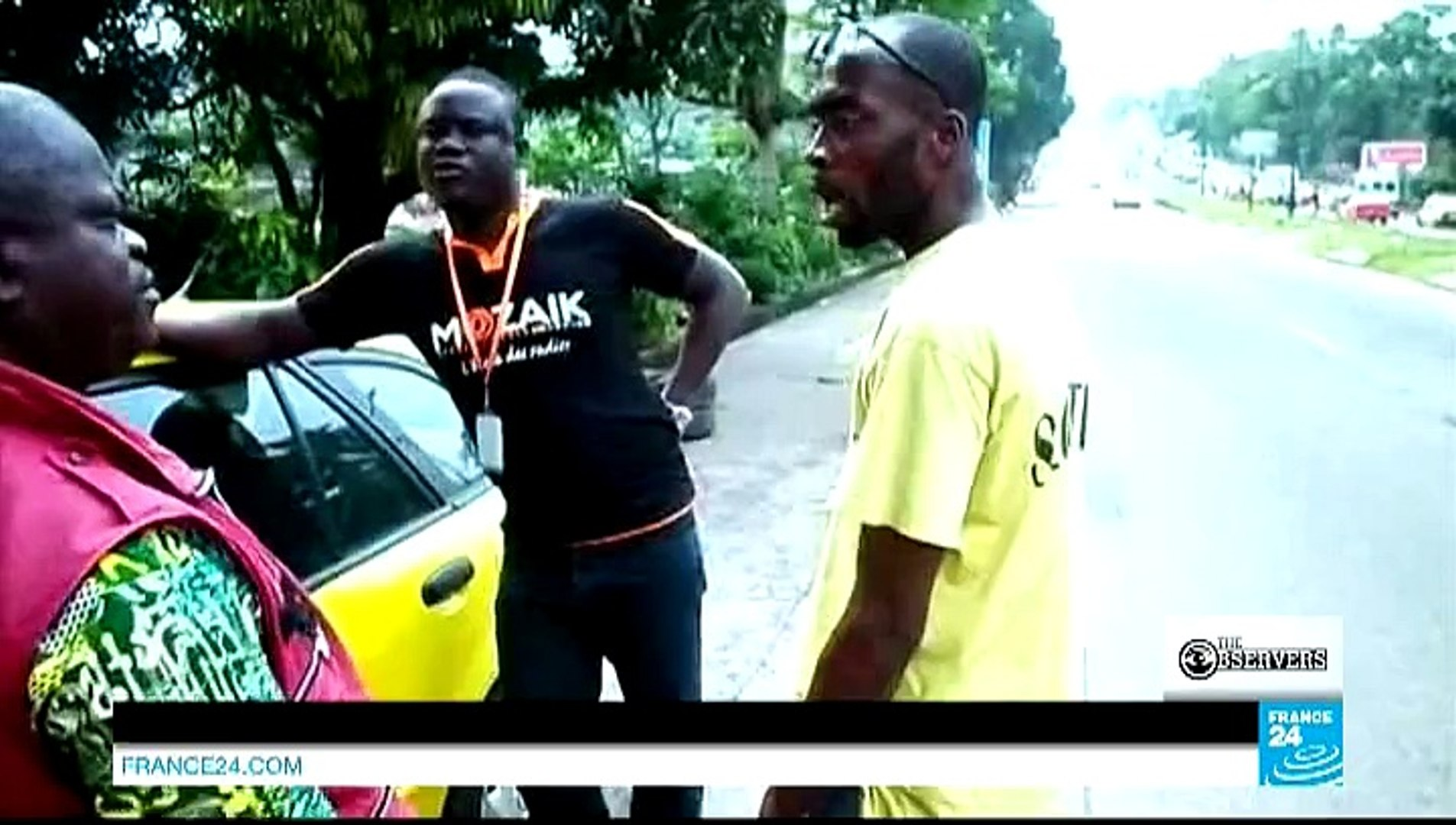 Bullying gone bad in Gabon and taxi racketeers in Ivory Coast